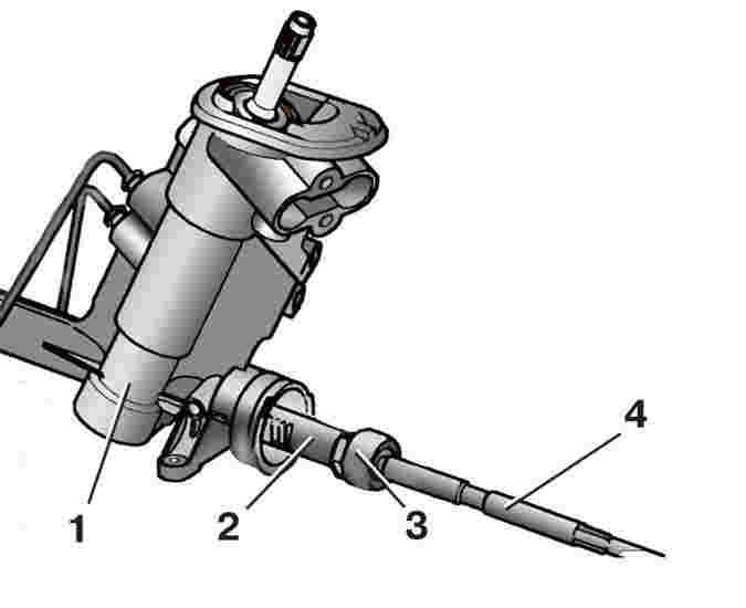 Ремонт рулевой рейки шкода октавия а5