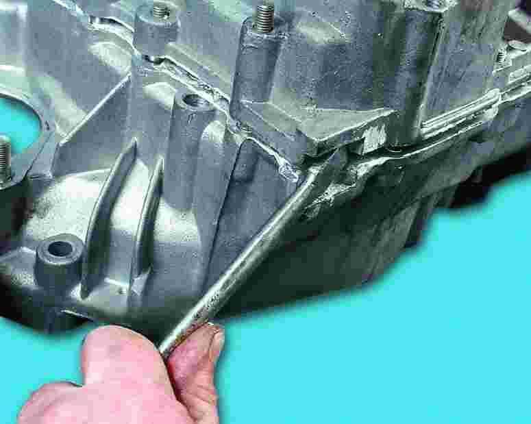 Фото №35 - разборка коробки передач ВАЗ 2110