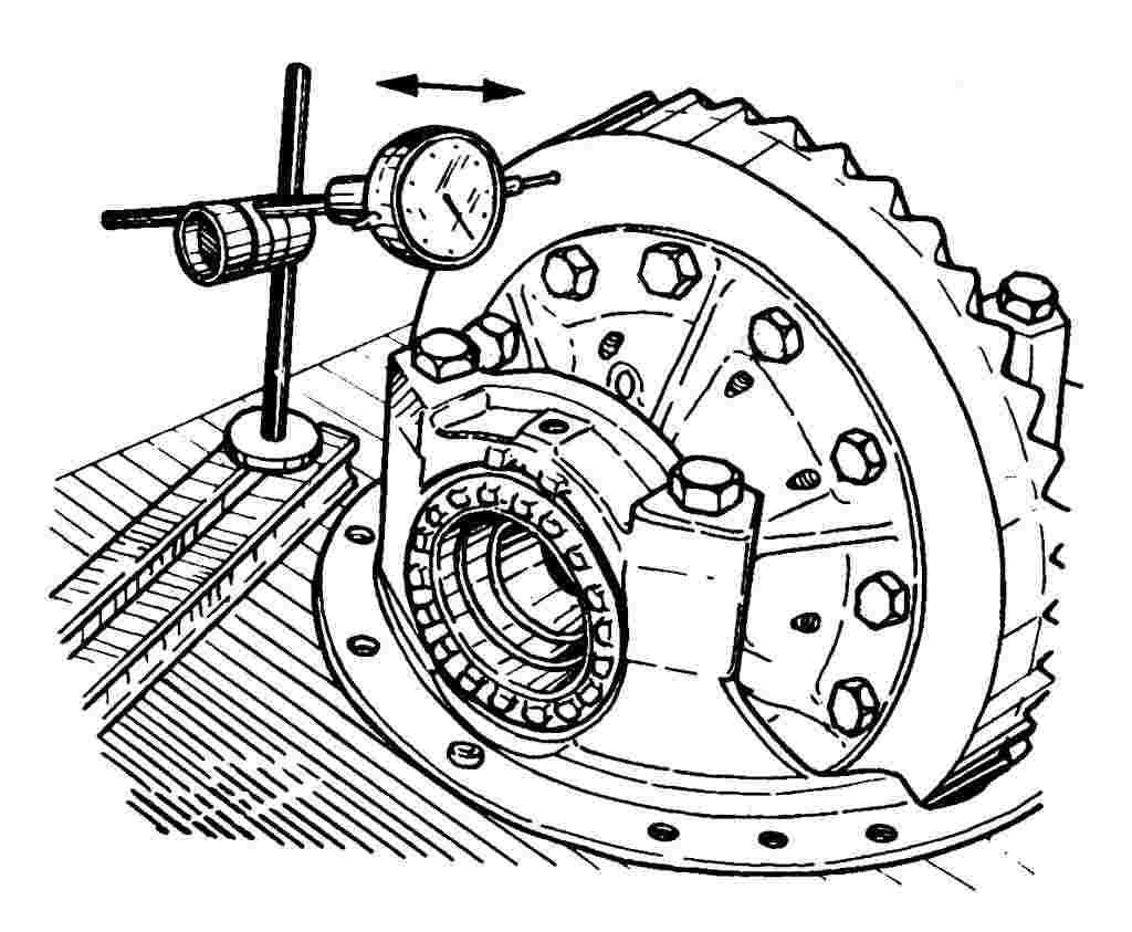инструкция по регулировке редуктора заднего моста уаз 469 во