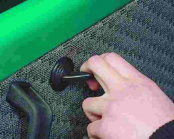 Как сделать ручку на машине