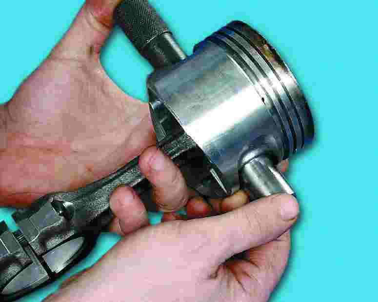 также причины почему стучат пальцы в двигателе ваз21011 Вашей задачей стоит