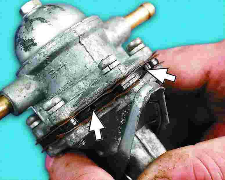 Фото №6 - ремонт помпы ВАЗ 2110