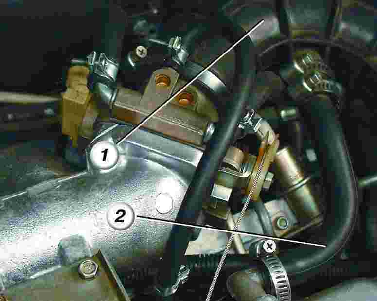 как подключить шланги на инжекторном ваз 2109