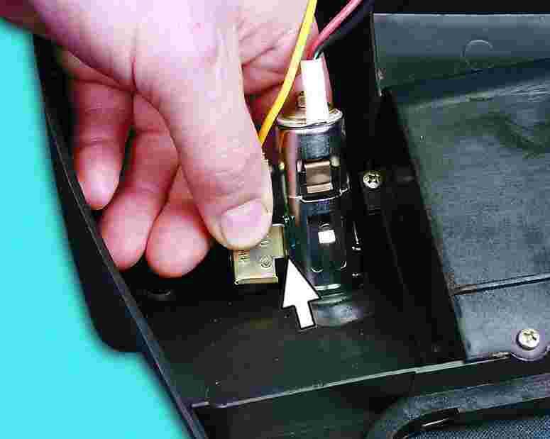 Как отремонтировать прикуриватель на логане