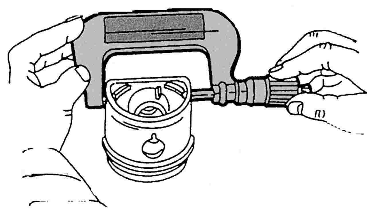 как правильно настроить нутромер для замера гильзы цилиндров распространенные цвета