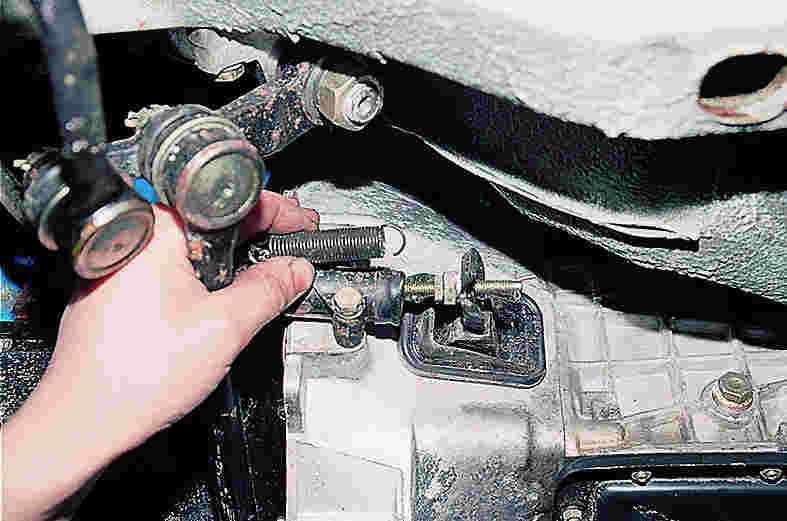 Цилиндр сцепления на ваз 2107 фото